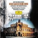 Bruckner: Symphony No. 8 In C Minor / Strauss, R.: Metamorphoses/Staatskapelle Dresden, Giuseppe Sinopoli