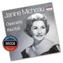 Operatic Recital/Janine Michaeu, Paris Conservatoire Orchestra, Roger Desormière