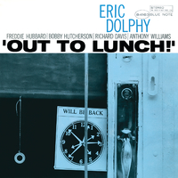 Out To Lunch /Eric Dolphy