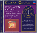Coronation Anthems/The Academy of Ancient Music, Choir of New College, Oxford, Edward Higginbottom