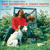 Back At The Chicken Shack: The Incredible Jimmy Smith(HD Tracks / 96kHz/24bit)