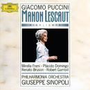 Puccini: Manon Lescaut - Highlights/Mirella Freni, Plácido Domingo, Renato Bruson, Robert Gambill, Philharmonia Orchestra, Giuseppe Sinopoli