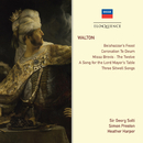Walton: Belshazzar's Feast; Coronation Te Deum; Ch/Sir Georg Solti, Simon Preston, Heather Harper