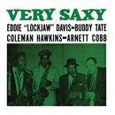 """Very Saxy (Rudy Van Gelder Remaster / Hi Res)/Eddie """"Lockjaw"""" Davis, Buddy Tate, Coleman Hawkins, Arnett Cobb"""