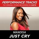 Just Cry (Performance Tracks) - EP/Mandisa