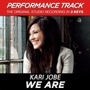 We Are (Performance Tracks) - EP/Kari Jobe