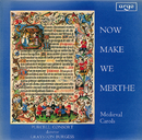 Now Make We Merthe/Purcell Consort, Grayston Burgess