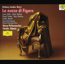 モーツァルト/歌劇[フィガロの結婚]全曲/Wiener Philharmoniker, Claudio Abbado