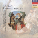 バッハ:管弦楽組曲(全4曲)/Academy of St. Martin in the Fields, Sir Neville Marriner