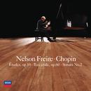 ショパン:ピアノ・ソナタNO.2,O/Nelson Freire