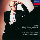 Liszt: Piano Concerto Nos.1 & 2/Fantasia on Hungarian Folk Themes etc./Jean-Yves Thibaudet
