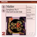 Mahler: Symphony No.9; Das Lied von der Erde/Dame Janet Baker, James King, Royal Concertgebouw Orchestra, Bernard Haitink
