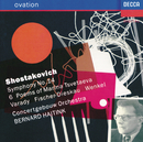 Shostakovich: Symphony No.14; Six Poems of Marina Tsvetaeva/Julia Varady, Dietrich Fischer-Dieskau, Ortrun Wenkel, Concertgebouw Orchestra of Amsterdam, Bernard Haitink