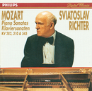Mozart: Piano Sonatas Nos. 4, 8 & 16/Sviatoslav Richter