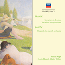 Franck: Symphony in D minor • Variations symphoniq/Pascal Rogé, Lorin Maazel, Walter Weller, The Cleveland Orchestra, London Symphony Orchestra