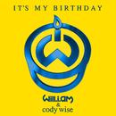 イッツ・マイ・バースデイ feat.コーディー・ワイズ (feat. Cody Wise)/will.i.am