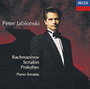 Russian  Piano Sonatas/Peter Jablonski
