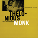 Genius Of Modern Music Volume One/Thelonious Monk