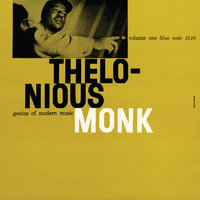 Genius Of Modern Music Vol. 1 /Thelonious Monk