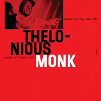 Genius Of Modern Music Vol. 2 /Thelonious Monk