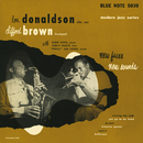 New Faces - New Sounds/Lou Donaldson, Clifford Brown