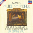 マ-ラ- 交響曲<大地の歌>/Yvonne Minton, René Kollo, Chicago Symphony Orchestra, Sir Georg Solti