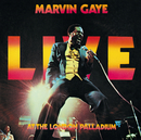 MARVIN GAYE/ LIVE AT/MARVIN GAYE