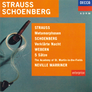 Strauss, R.: Metamorphosen / Schoenberg:Verklärte Nacht / Webern: 5 Movements/Academy of St. Martin in the Fields, Sir Neville Marriner