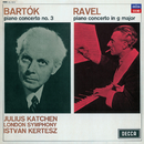 Bartok: Piano Concerto No.3 / Ravel: Piano Concerto in G major/Julius Katchen, London Symphony Orchestra, István Kertész