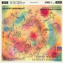 Ibert: Divertissement / Bizet: Jeux D'Enfants/Paris Conservatoire Orchestra, Jean Martinon