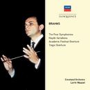 Brahms: Symphonies Nos. 1-4; Overtures; Haydn Variations/Lorin Maazel, The Cleveland Orchestra