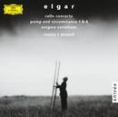 エルガー:エニグマ変奏曲、チェロ協奏曲 他/Mischa Maisky, Giuseppe Sinopoli, Philharmonia Orchestra