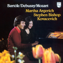 Bartók, Debussy, Mozart - Music For 2 Pianos/Martha Argerich, Stephen Kovacevich