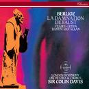 Berlioz: La Damnation de Faust/Nicolai Gedda, Jules Bastin, Josephine Veasey, London Symphony Chorus, London Symphony Orchestra, Sir Colin Davis