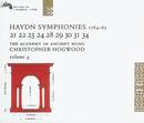 ハイドン:交響曲全集第4巻/The Academy of Ancient Music, Christopher Hogwood