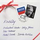 Kodaly: Orchestral Works/London Symphony Orchestra, Philharmonia Hungarica, István Kertész, Antal Doráti