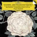 """Schubert: """"Death and the Maiden"""" D 810 / Beethoven: String Quartet op.135/Hagen Quartett"""