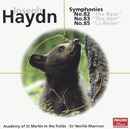 Haydn: Symphonies Nos.82,83 & 85/Academy of St. Martin in the Fields, Sir Neville Marriner