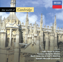 Various: The World of Cambridge/Stephen Cleobury, The Choir of King's College, Cambridge