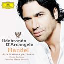 Handel Arias/Ildebrando D'Arcangelo, Modo Antiquo, Federico Maria Sardelli