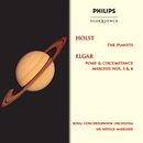 Holst: The Planets; Elgar: Pomp & Circumstance Marches Nos.1 & 4/Royal Concertgebouw Orchestra, Sir Neville Marriner