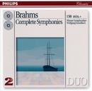 ブラームス:交響曲全集/Wiener Symphoniker, Wolfgang Sawallisch