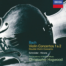 バッハ:ヴァイオリン協奏曲第1/2番/Jaap Schröder, Christopher Hirons, The Academy of Ancient Music, Christopher Hogwood