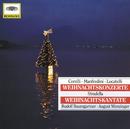 「ヴェンツィンガー/クリスマス協奏曲集」/Rudolf Baumgartner, August Wenzinger