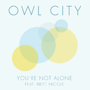 You're Not Alone (feat. Britt Nicole)/Owl City