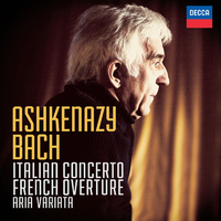 Bach, J.S.: Italian Concerto; French Overture; Aria Variata