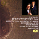 Mozart: Violin Concertos No.3 & 4 / Rondos/Itzhak Perlman, Wiener Philharmoniker, James Levine