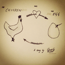The Chicken & The Egg/George The Poet