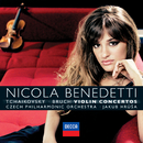 Tchaikovsky-Bruch Violin Concertos/Nicola Benedetti
