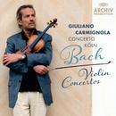 Bach: Violin Concertos/Giuliano Carmignola, Concerto Köln